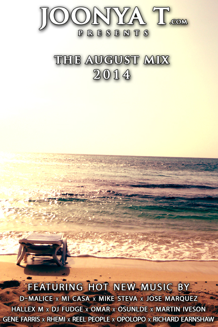 THE AUGUST MIX 2014