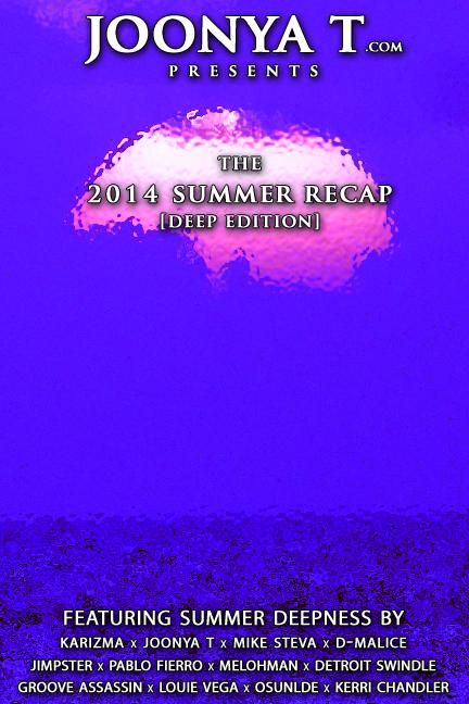 2014 Summer Recap Mix CD Template DEEP copy