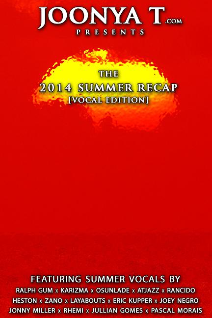 2014 Summer Recap Mix CD Template VOCAL copy