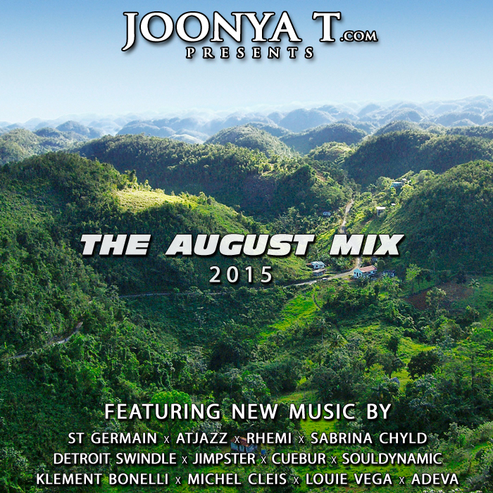 2015 MIX COVER AUGUST